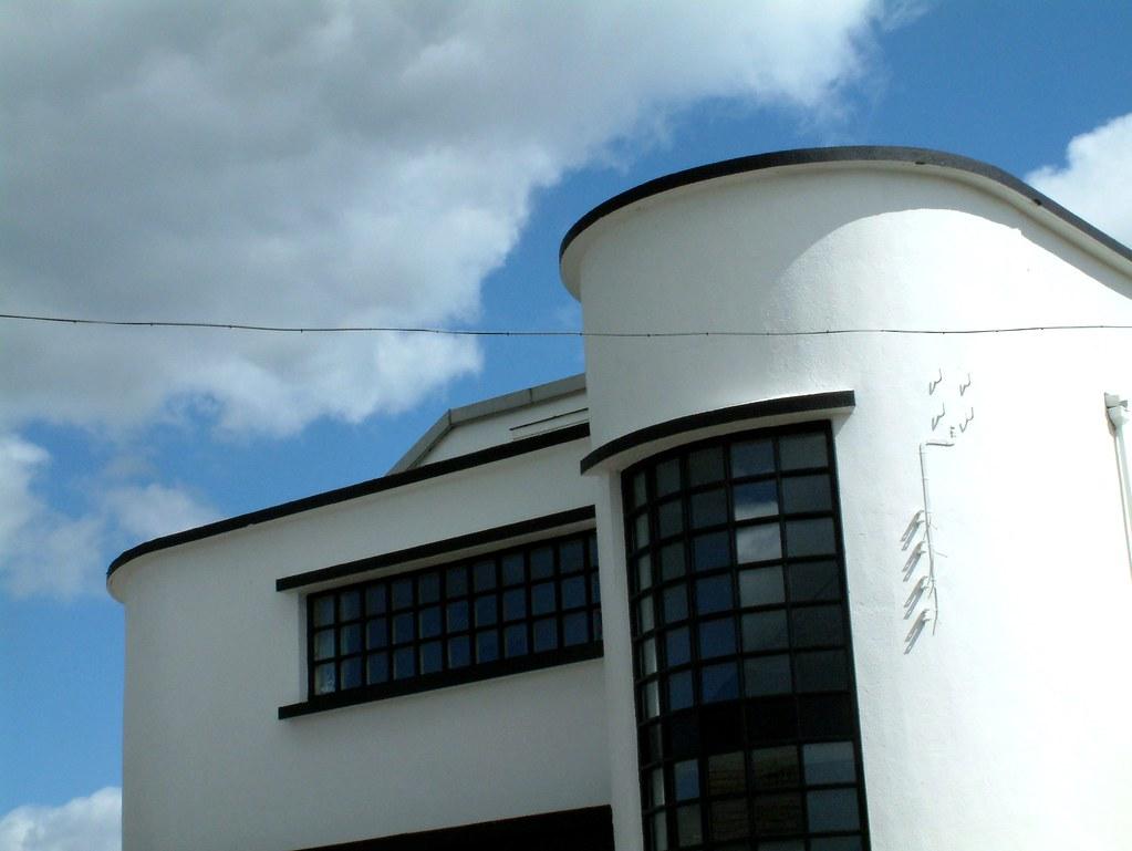 Navan Lido Architecture