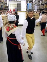 IKEA dancer (manganite) Tags: people musician music men ikea beautiful beauty japan musicians digital geotagged asian japanese women asia pretty dancing tl candid casio departmentstore chiba funabashi april30 exz500 april302006 manganite geo:lat=35681387 geo:lon=139992063 date:year=2006 date:month=april