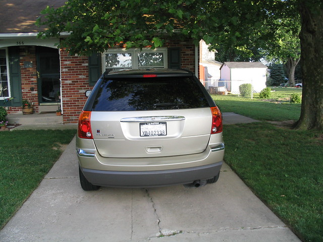 chrysler pacifica 2006chryslerpacifica
