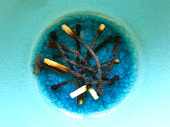 burnt out (bitzi  ion-bogdan dumitrescu) Tags: wood blue favorite green kitchen glass fire interestingness interesting bowl crack fave burnt round ash match fav ultramarine matches bowls cracked burned bitzi spselection charlcoal ibdp findgetty ibdpro wwwibdpro ionbogdandumitrescuphotography