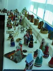 These are all khanty dolls (ugraland) Tags: travel children toys russia north games siberia indigenous mansi ugra khanty kazym