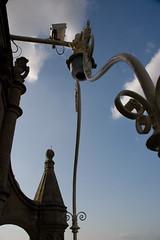CRW_8717 (*Hairbear) Tags: summer sky tower up june bristol 2006 ironwork cabot cabottower