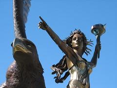 JLS Sculpture Closeup.JPG (darinmarshall) Tags: sculpture london square jack