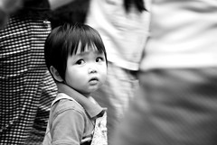 Lost... (manganite) Tags: portrait people bw boys topf25 face japan tag3 taggedout kids digital children geotagged asian japanese interestingness google topf50 nikon topf75 asia child tl candid young explore d200 dslr topf150 topf100 topf250 topf200 tsukuba ibaraki theface ninomiya june25 fav100 fav200 interestingness490 i500 lptpt 18200mmf3556 manganite nikonstunninggallery ipernity twtmeblogged challengeyou june252006 angkorsingle challengeyouwinner date:year=2006 geo:lat=36070895 geo:lon=140115606 date:month=june flickrsfinest100faves format:ratio=32 streetphotographycandidstreetportrait