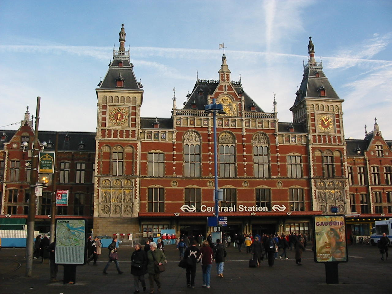 Hotels Close To Amsterdam Centraal Station