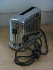 My retro toaster (ohioholly) Tags: kitchen vintage toaster antique retro appliance collectibles 1939 toastmaster