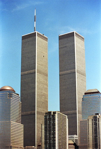 Rare Pictures Of Wtc Twin Towers Prior To September 11 Attacks