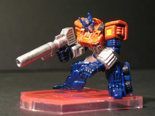 Titanium Series - War Within Optimus Prime