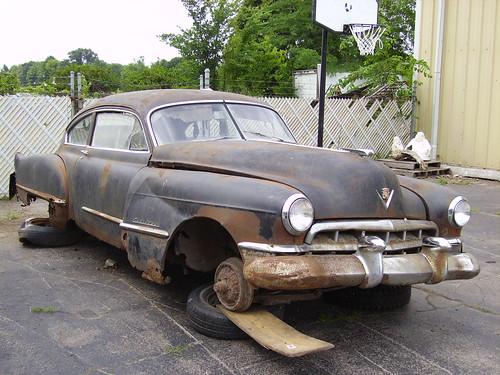 Iowahawk - '49 Cadillac Coupe