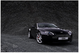 Aston Martin V8 Vantage Quarry