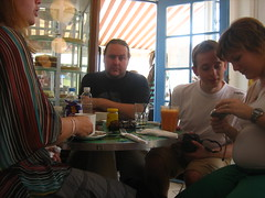 The morning after (adactio) Tags: paulhammond amyhammond breakfast brighton hangover norm kingofthebritons insideoutcafe