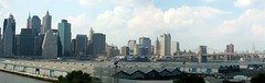 Brooklyn - Brooklyn Heights: Promenade (panoramic) - by wallyg