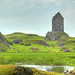 Smailholm Tower - once the home of Sir Walter Scott