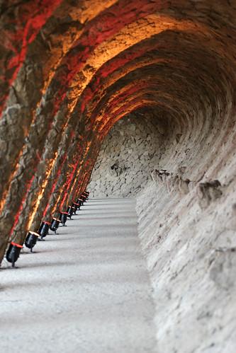 Pathway by Gaudí