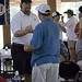Steve McKinney, Grasping Hands with a Fan