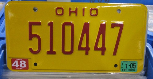 limit for dui plates in ohio