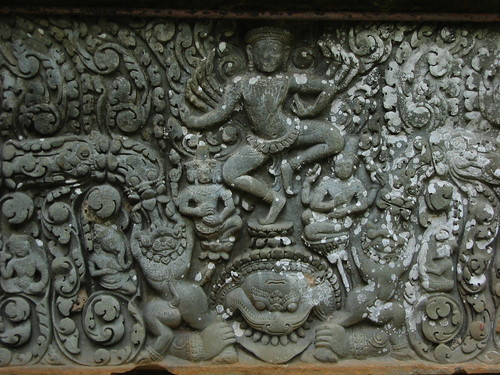 Angkor area by Robert Nyman.