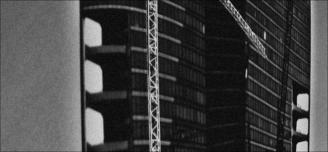 Building under construction 1, Atlanta, 2006