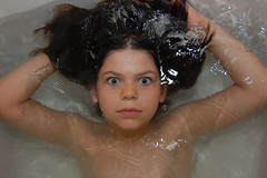Hypnotic Bath (Scott Ableman) Tags: d50 hair cool interesting eyes bath bravo underwater topv1111 hannah sb600 loveit explore photodomino tub stare bathtub speedlight hypnotic photodominoes topvaa 18200mmf3556gvr interestingness48 interestingness44 interestingness54 interestingness70 explored interestingness42 interestingness37 interestingness36 interestingness41 interestingness97 i500 5hits 250v10f cotcmostfavorites explore18jul06 abigfave 3waywysiwyg twtmesh160842 photodomino670