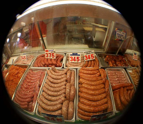 Taylor's, home of the best chorizo in town