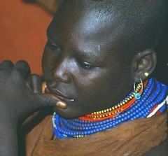People of Lake Turkana (Uhlenhorst - Sorry, need a longer break!) Tags: africa travel people reisen kenya menschen afrika 1985 kenia abigfave flickraward