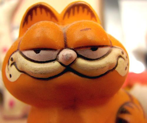 Phần mềm của chính phủ Trung Quốc đã từng xếp mèo Garfield vào dạng khiêu dâm?