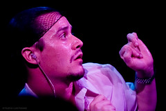 Mike Patton (Heather Leah Kennedy) Tags: sanfrancisco california patton expressive greatamericanmusichall gamh mikepatton peepingtom rahzel mikerelm imanicoppola djmikerelm