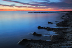 Baltic Sea Dream (Dietrich Bojko Photographie) Tags: seascape tag3 taggedout night d50 germany landscape deutschland bravo tag2 tag1 searchthebest webinteger quality nikond50 vorpommern darss circularpolarizer mecklenburg 18mm payitforward dierhagen fischlanddarsszingst cokinp121 nikkor1855mm specland specnature cokinp164 gnd8