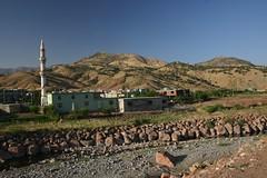 Village between Silvan and Bitlis... (Nicolai Bangsgaard) Tags: turkey favourites wt 26jul06
