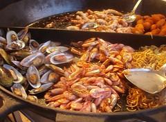 Seafood, eat it!