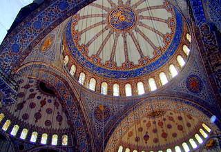 Sky of Blue Mosque