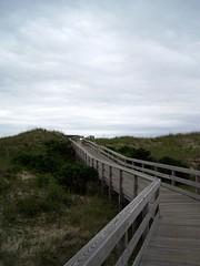 Beach Boardwalk - by greenkayak73