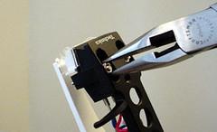tightening (mr.smashy) Tags: technics cartridge shure