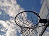 Basketball Sky by laffy4k