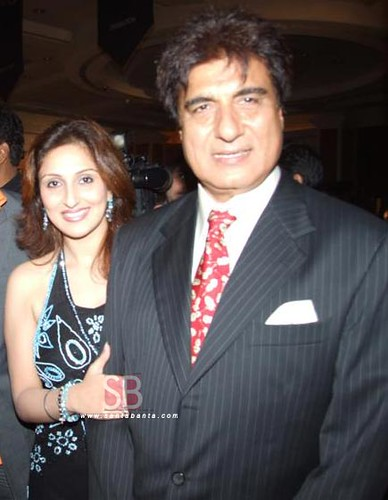 Raj Babbar with daughter Juhi Babbar