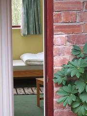 A bedroom at Taraloka