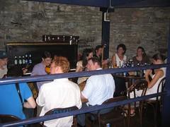 Icehouse session (Braider) Tags: irish festival augusta elkins