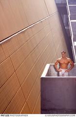 12-09-36 (Pat Lee Photographer) Tags: shirtless portrait male men muscles modeling muscular hunk bodybuilding bodybuilder malemodel patlee fitnessmodel