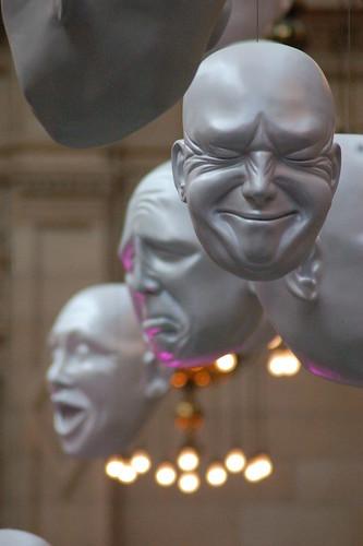 Kelvingrove Heads 1