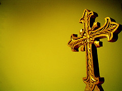 Cross of Jesus Christ : Good Friday and Easter church worship background (Brian A Petersen) Tags: church yellow easter worship christ cross image display screensaver good background brian jesus christian celtic friday ppt witness petersen religiousicongrp religiousicongrpchristian bpbp brianpetersen brianapetersen