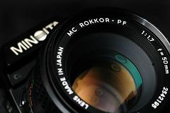 minolta (tropicalrips) Tags: minolta filmcamera