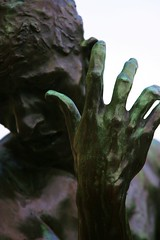 I could not hold on (Piero Sierra) Tags: sculpture paris green bronze hand emotion grace veins rodin poise torment museerodin