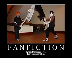 fanfiction Poster