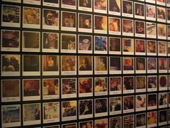Keith Haring Polaroid (mario.mc) Tags: show mostra arte milano keith triennale chrysler muestra haring contemporanea miln