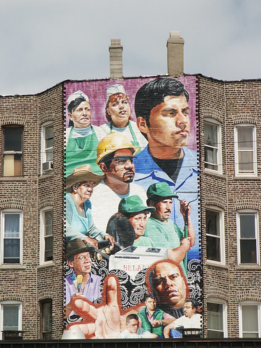 Jeff Zimmermann mural