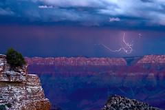 Wrath (Leviathor) Tags: travel arizona storm topf25 landscape geotagged grandcanyon lightning northrim grandcanyonnationalpark roadtrip2006 geotoolgmif abigfave geolat36197543 geolon112052972 clndr