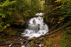 Michigan's Wagner Falls