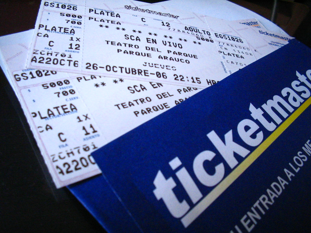 Ticketmaster Coupon Codes Image