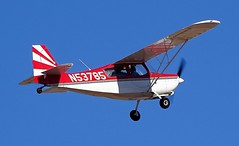 120316-086, N53785 '75 Bellanca 7KCAB (skw9413) Tags: coolidgemunicipalairport p08 aircraft coolidgeflyin aircraftinflight n53785 bellanca 7kcab