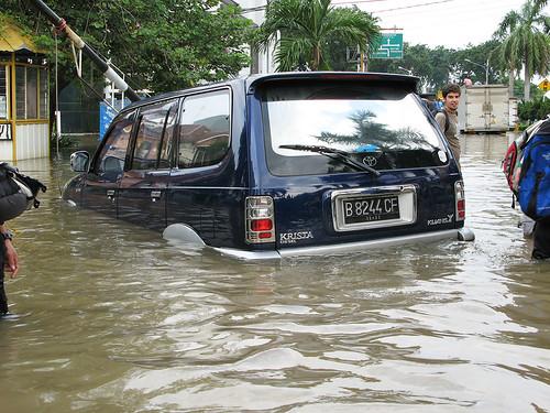 Jakarta Floods 2007